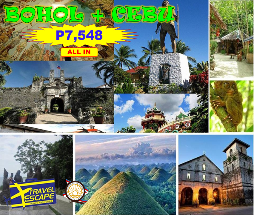 Cebu Tour Package Without Airfare