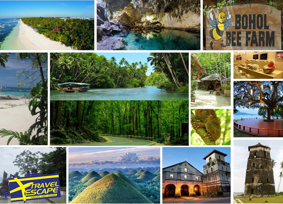 Bohol countryside package tour essay