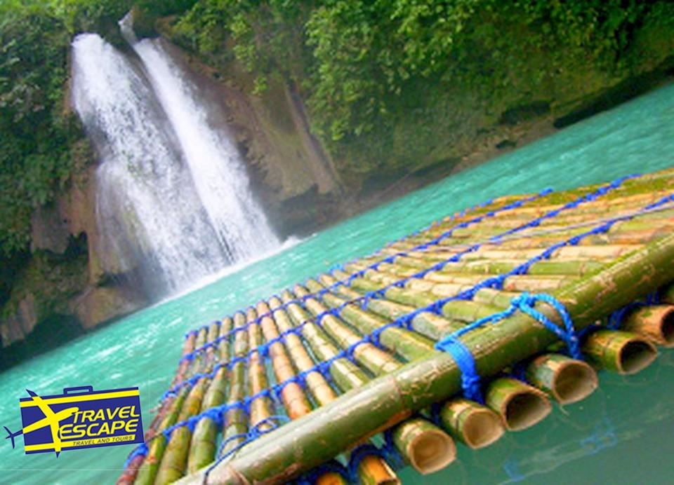 Cebu Kawasan Falls Tour Travel Escape Travel And Tours