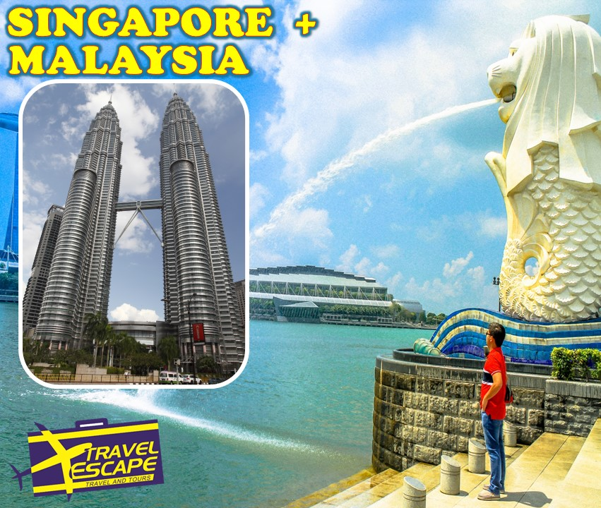 Singapore Malaysia: Travel Escape Travel And Tours