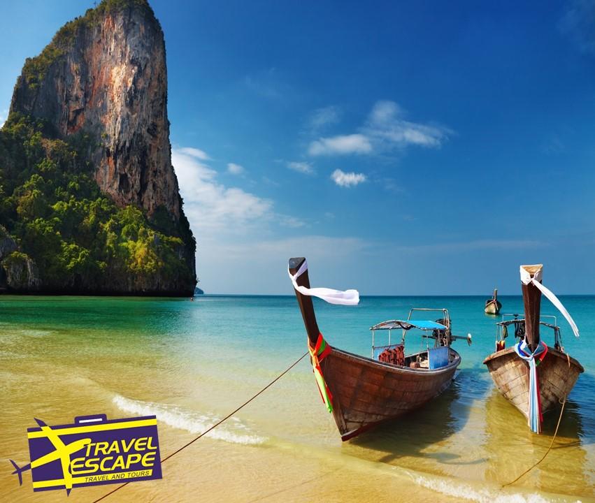 Thailand Phuket Travel Escape Travel And Tours